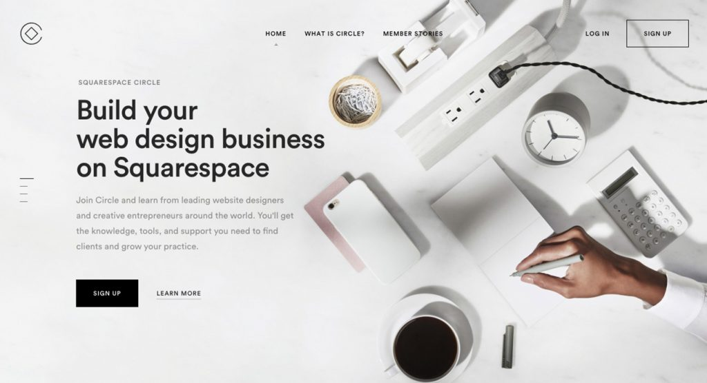 Squarespace - 9 best alternatives to easily build a Website without Wix (compared)