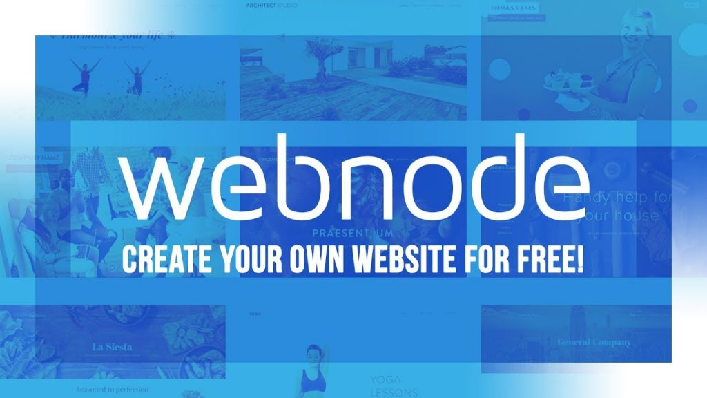 Webnode - 9 best alternatives to easily build a Website without Wix (compared)