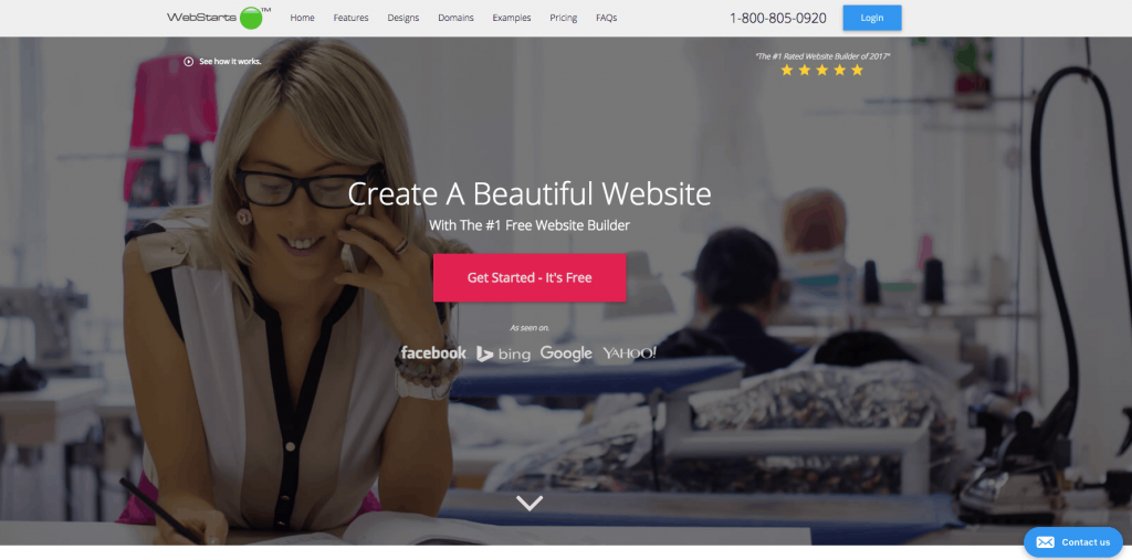 Webstarts - 9 best alternatives to easily build a Website without Wix (compared)