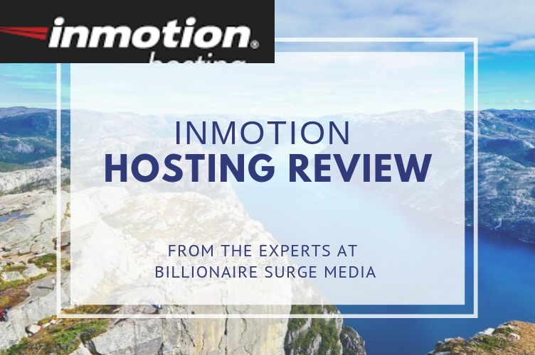 Review of inmotion hosting